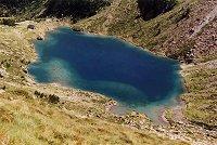Randonnée au lac d'Estom Soubiran