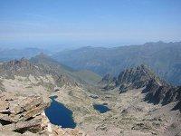 Pic d'Ardiden et lacs d'Ardiden
