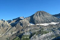 Activités outdoor : Pic du Taillon depuis le col de Tentes