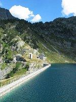 Activités outdoor : Lac de la Restanca