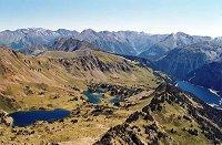 Activités outdoor : Lacs de Bastan