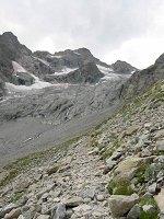 Activités outdoor : Glacier de la Gandolière