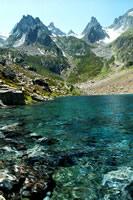 Activités outdoor : Lac du Barbat