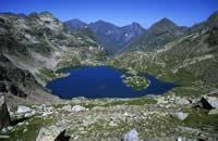 Activités outdoor : Lacs des Gourgs-Blancs