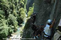 Activités outdoor : Via ferrata du Pont Napol�on