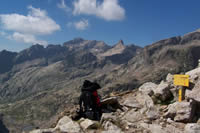 Activités outdoor : Mont Gelas