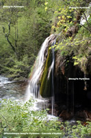 Activités outdoor : Cascade d'Aydius