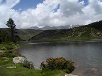 Activités outdoor : Lac des Pradeilles
