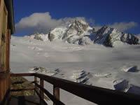 Activités outdoor : Aiguille du Chardonnet