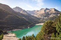Activités outdoor : Lac d'Orédon