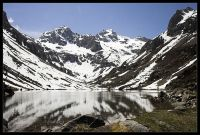 Activités outdoor : Lac et refuge d'Estom