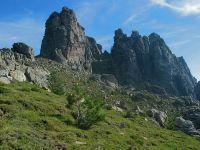 Activités outdoor : GR 20 : Sentier de Grande Randonn�e en Corse