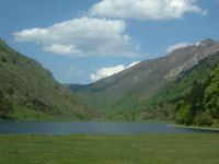 Activités outdoor : Lac d'Estaing