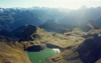 Activités outdoor : Lacs du Montagnon