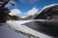 Tour du lac de l'Oule