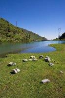 Activités outdoor : Barrage du Castillon