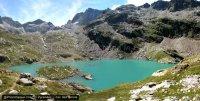 Activités outdoor : Lac des Isclots