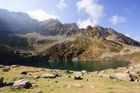 Activités outdoor : Lac de Peyrelade en circuit