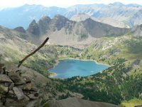 Activités outdoor : Mont Pelat
