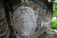 Balade sur le chemin de la pierre à côté de Port-d'Envaux