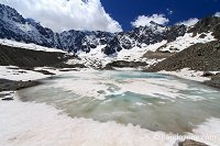 Activités outdoor : Lac du Glacier d'Arsine