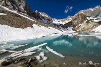 Activités outdoor : Lac des Béraudes
