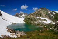 Activités outdoor : Lac de la Clarée