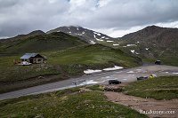 Activités outdoor : Col du Granon