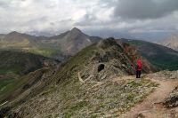 Activités outdoor : Randonnée sur la crête de Peyrolle