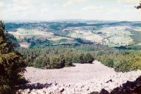 Activités outdoor : La coul�e de lave Bourianne