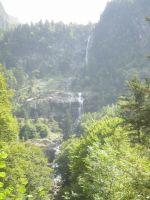 Activités outdoor : Cascade d'Ars