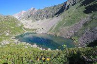 Activités outdoor : Lac d'Antarrouyes