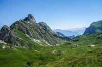 Activités outdoor : Mont Gardy