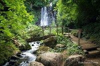 Activités outdoor : Cascade de Vaucoux