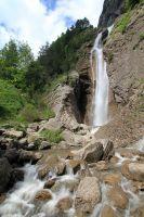 Activités outdoor : Cascade de l'Arpenaz