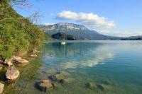 Activités outdoor : Lac d'Aiguebelette