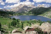 Activités outdoor : Lac d'Allos