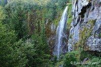 Activités outdoor : La Grande Cascade du Mont-Dore