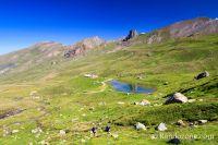 Activités outdoor : Lac de la Blanche