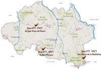Activités outdoor : Le Val de Sioule à VTT