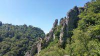 Activités outdoor : Randonnée dans les gorges du Bès
