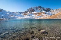 Activités outdoor : Randonnée aux lacs Merlet depuis Courchevel