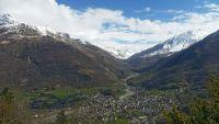 Activités outdoor : Randonn�e panoramique depuis Agnou�de