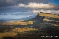 Panorama depuis Bioda Buidhe