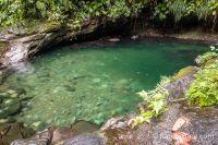 Bassin Paradis sur Basse-Terre