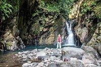Activités outdoor : Randonnée du saut d'eau du Matouba