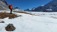 Activités outdoor : Randonnée au refuge du Col de la Vanoise