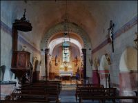 Usson,église St Maurice