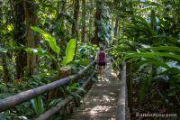 Balade dans le parc zoologique de Guadeloupe