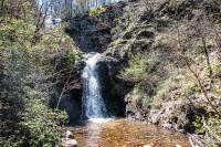 Randonnée à la cascade des Palanges
